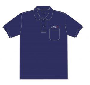ロジカ オリジナルポロシャツ