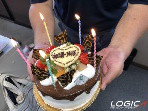 201808 誕生日ケーキ